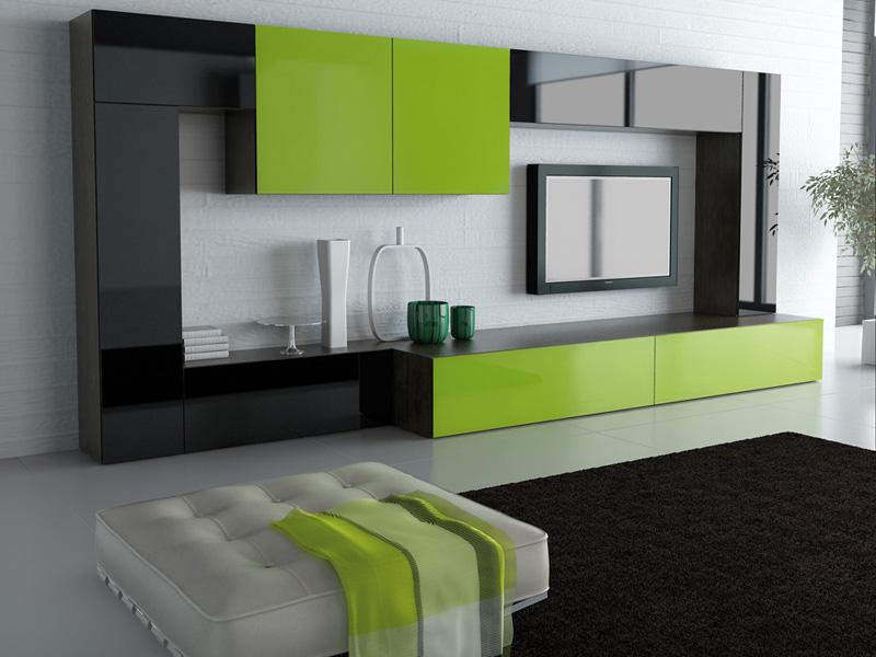 Выбираем мебельную стенку в гостиную